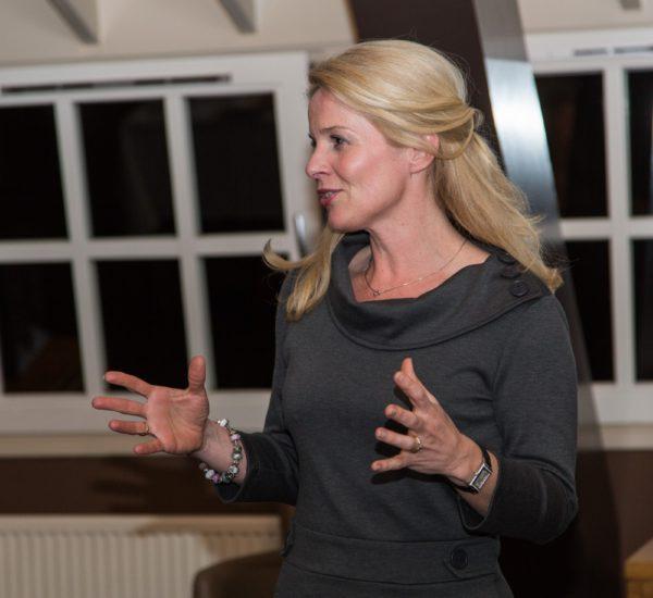 Evelien van Es - spreker ondernemerschap en management
