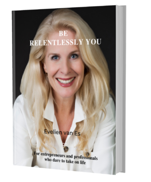 Be relentlessly you cover