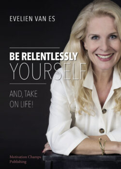 Cover Be relentlessly yourself