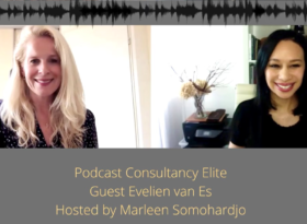 Podcast Marleen and Evelien June 2021